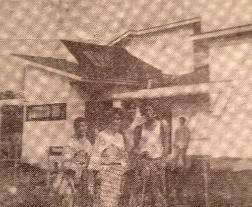 井荻の玉村善之助邸1925年9月「萬朝報」